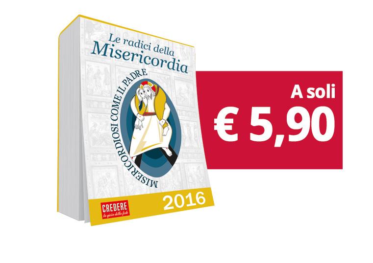 Calendario A Strappo.Natale E Calendari 2016 Anno Del Giubileo Della Misericordia
