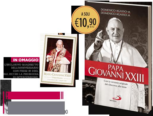 Papa Giovanni XIII, il libro sul 50esimo anniversario della morte del Papa Buono